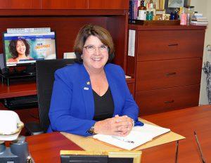 Photo of Dr. Michele Heston